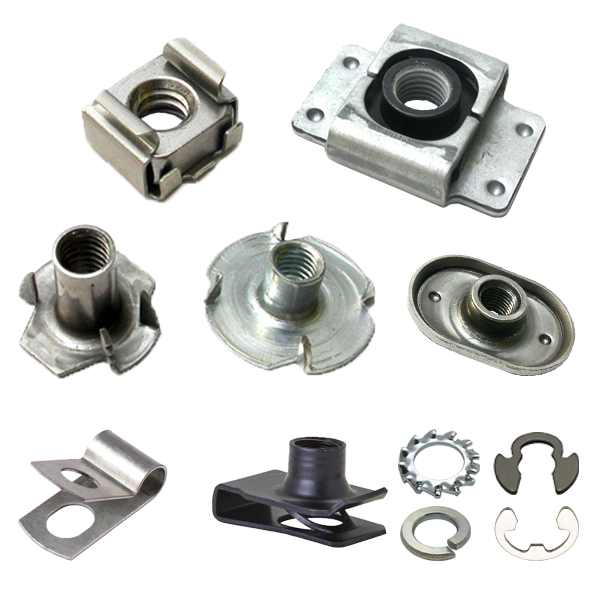 D. Stamping parts